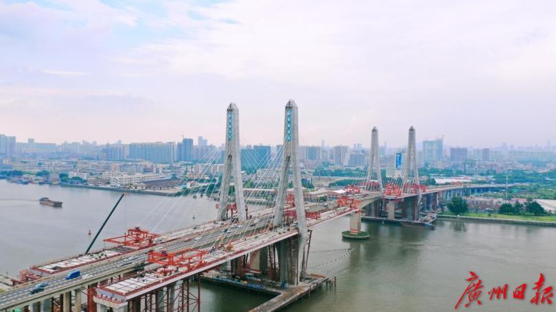广州306个交通基础设施项目已办理质量安全监督手续