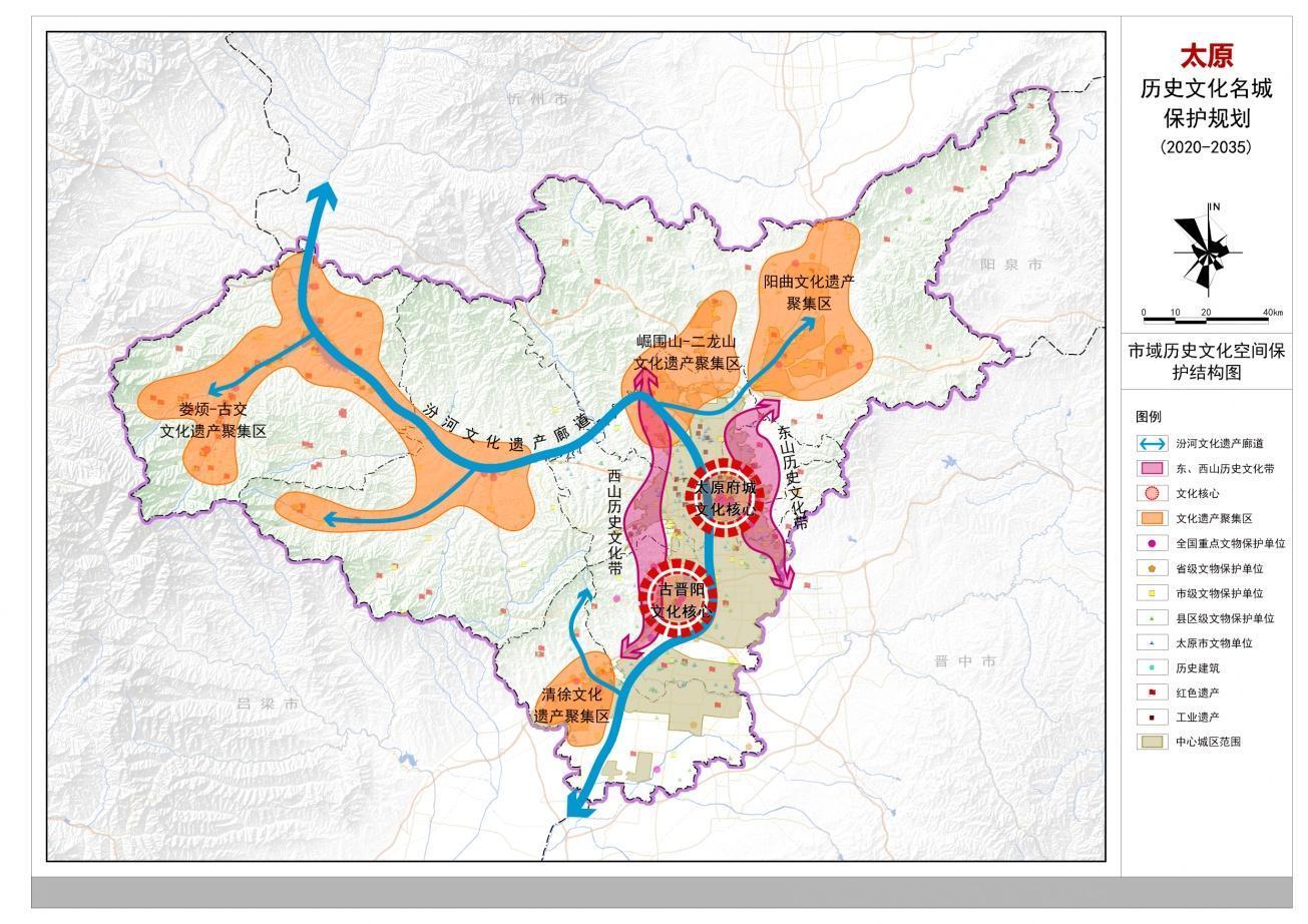 《太原历史文化名城保护规划》邀您建言献策