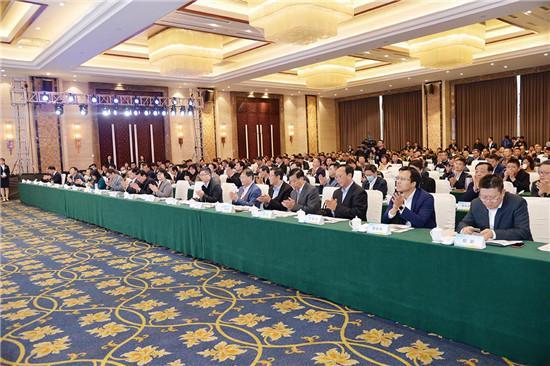 绿创未来 智领先机——2020扬州绿色智能装配式建筑产业发展大会举办