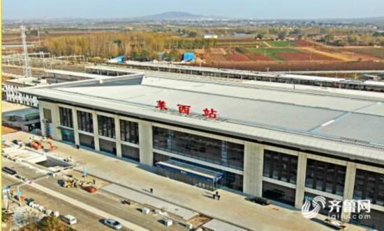 潍坊至莱西高铁11月26日通车 济南至烟台两小时直达
