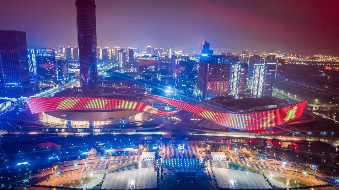 打造长三角艺文新高地——金螳螂助力苏州湾大剧院盛大启幕