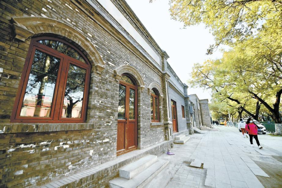 700歲老街古韻新姿