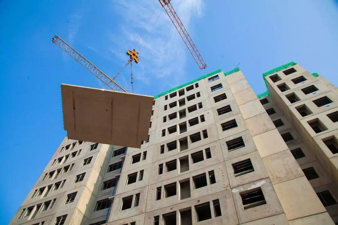 裝配式建筑迎來新發展窗口 中國建筑領跑智能制造