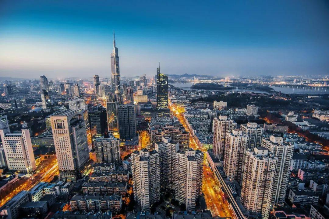 首個獲得國家批復的都市圈落子南京