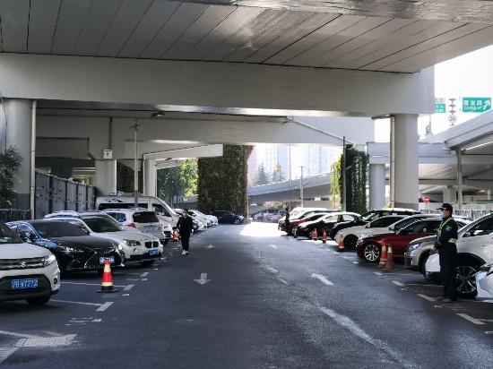2022年前,上海將開工建設1萬個公共停車泊位