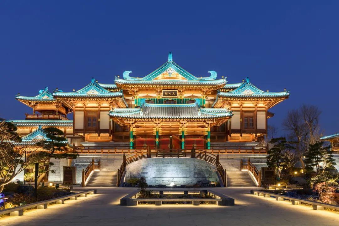 用文化之美启迪未来——金螳螂匠心打造南京金陵小镇文旅沉浸式艺术空间