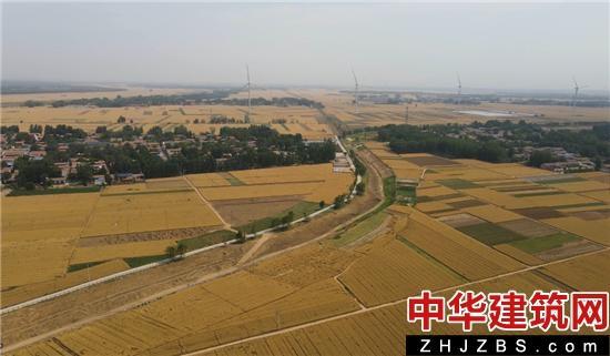 中國安能一局承建南水北調3標項目通過通水階段驗收