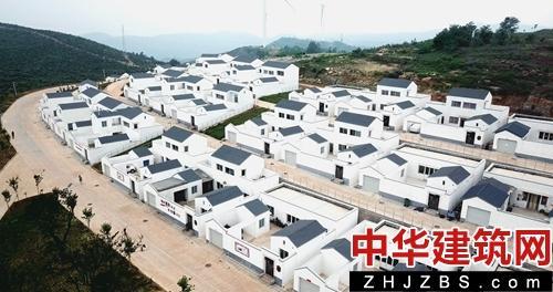 河南汝州:今昔对比变化大 新民居里话党恩