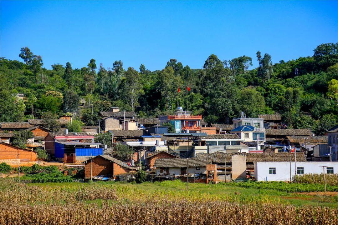 云南省规划建设10000个美丽村庄