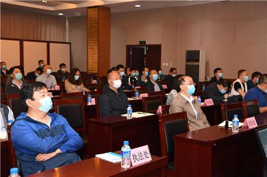 """云南举办全省建设领域""""安全生产月""""活动启动视频会"""
